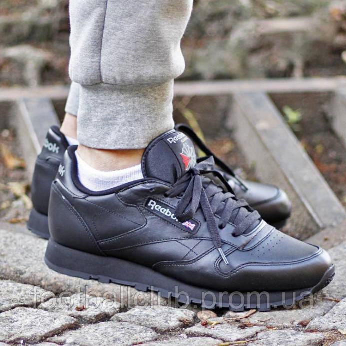 Reebok Classic Leather Black 2267