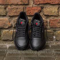 Reebok Classic Leather Black 2267, фото 2