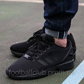 Adidas ZX Flux Triple Black S32279, фото 2