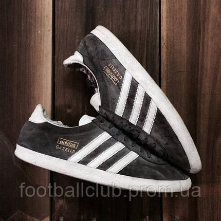 Кроссовки Adidas Gazelle OG Grey G51304, фото 2