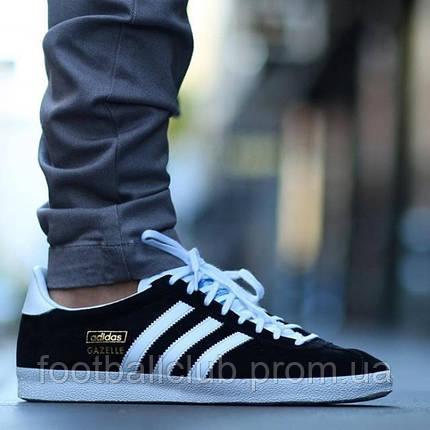 Adidas Gazelle OG Black G13265, фото 2