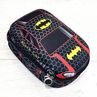 Детский рюкзак машинка BATMAN (3-5л)