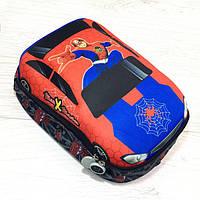 Детский рюкзак машинка Человек-паук (3-5л)