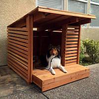 Элитная будка для собак