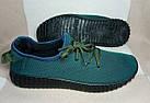 Текстильные кроссовки, р. 40-44, фото 2