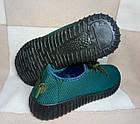 Текстильные кроссовки, р. 40-44, фото 3