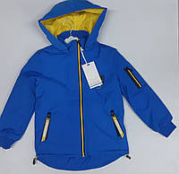 Детская куртка демисезонная для мальчиков. ТМ Grace Венгрия. Рост 98-128 364b5b7a1b730