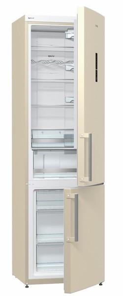 Двухкамерный холодильник Gorenje NRK6201MC