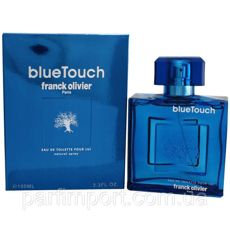 Franck Olivier BLUE TOUCH MEN 100 ml  (оригинал подлинник  )