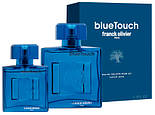 Franck Olivier BLUE TOUCH MEN 100 ml  (оригинал подлинник  ), фото 3