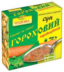 Суп гороховый традиционный