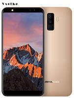 Leagoo M9 3G Мобильный телефон Android 7.0 2 ГБ Оперативная память 16 ГБ Встроенная память 4 ядра 5.5 дюймов, фото 1