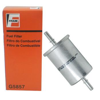 Фильтр очистки топлива Fram g5857 для автомобилей Citroen, Fiat, Opel, Renault, Peugeout
