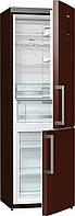 Двухкамерный холодильник Gorenje NRK6192MCH