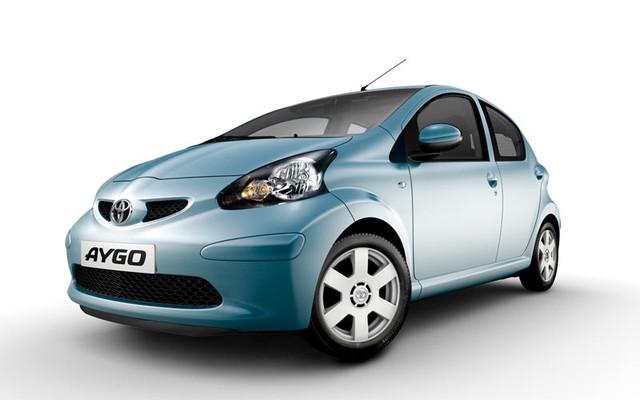 Toyota AYGO (2005-)