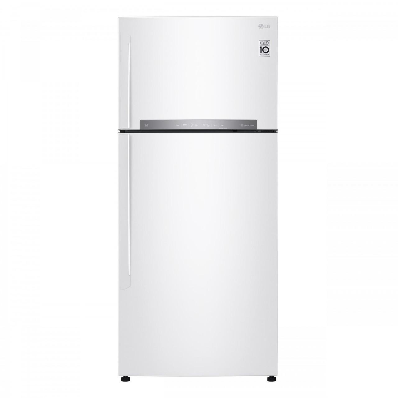 Двухкамерный холодильник Lg GN-H702HQHZ