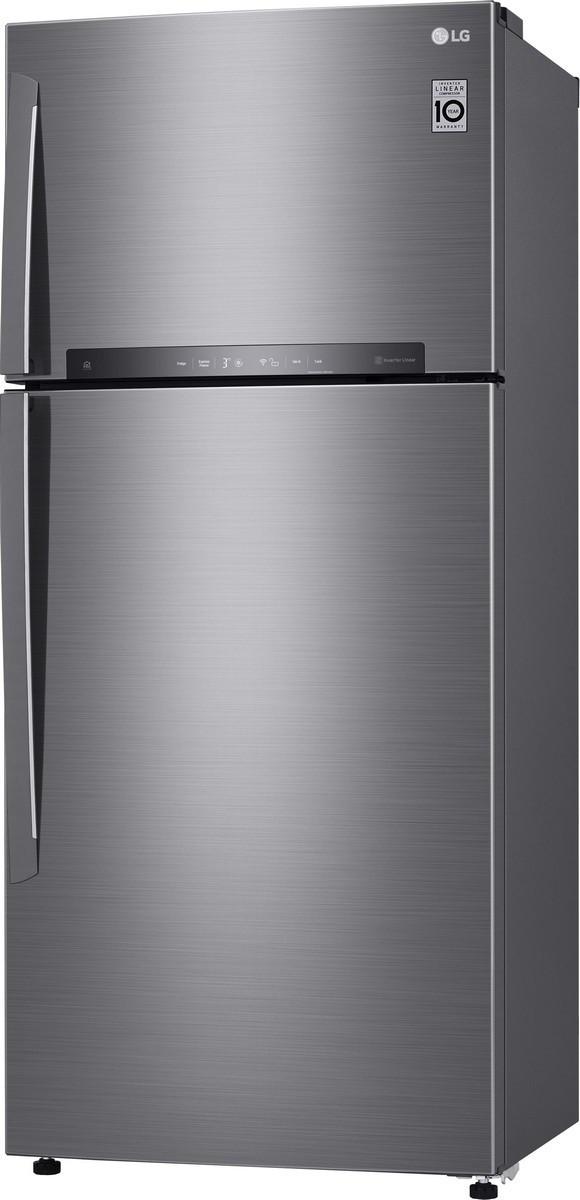 Двухкамерный холодильник Lg GN-H702HMHZ