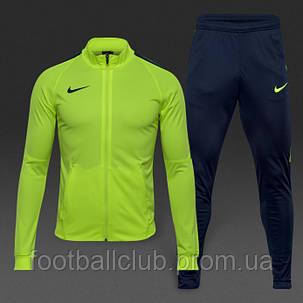Спортивный костюм Nike Squad 17 Knit Royal* 832325-702, фото 2