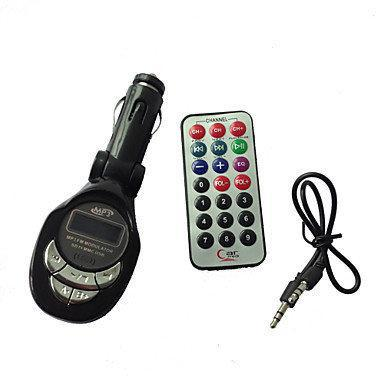 Трансмиттер FM MOD. KD-201, фм модулятор автомобильный, fm трансмиттер в авто