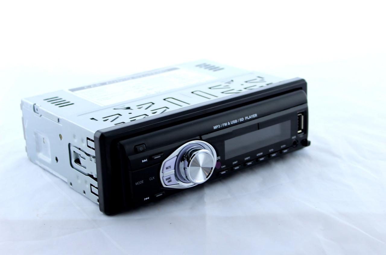 Автомагнитола  MP3 1081A съемная панель  ISO cable
