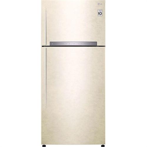 Двухкамерный холодильник Lg GN-H702HEHZ