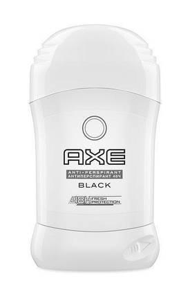 Антиперспирант Axe Black сухой дезодорант карандаш для мужчин, фото 2