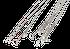 Поводок Kalipso струна 15см 0.30мм (10шт), фото 2