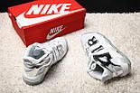 Кроссовки Nike Air More Uptempo 96 gs reflective. Топ качество! Живое фото (Реплика ААА+), фото 4