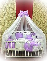 Детское постельное белье в кроватку ТМ Bonna Elite