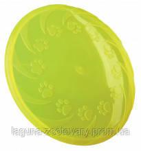 TX-33505 Фрисби диск - апорт (резина) 18см для собак