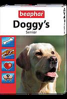 """Кормовая добавка """"Beaphar Doggy's Senior"""" для собак старше 7 лет, 75 таб."""