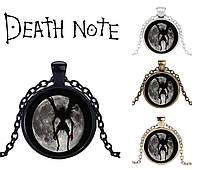 Кулон Тетрадь смерти Death note Бог Смерти Рюк