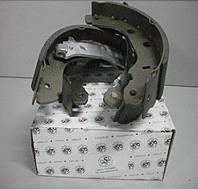 QSP 7701208063 (задние) барабанные колодки NISSAN 4406000QAG, RENAULT 7701205523