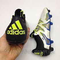 Adidas X SL 15+ FG/AG, фото 2