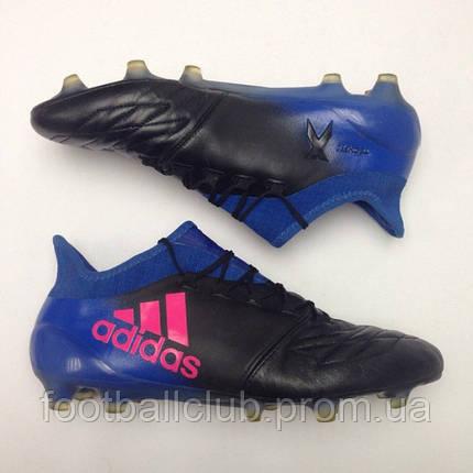 Adidas X 16.1 LTH FG, фото 2