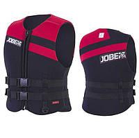 Жилет страховочный мужской Jobe Neo Vest Men Red