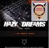 CD-диск Hazy Dreams - A Jimi Hendrix Tribute
