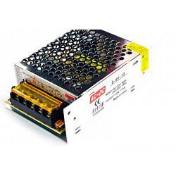 Блок питания 12V/5A 60W для светодиодных LED лент/LED модулей
