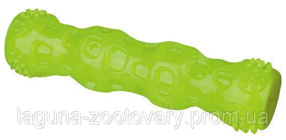 TX-33656Игрушка палочка мигающая (резина) 18см для собак