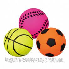 TX-3441 Мяч баскетбольный  6см для собак, фото 2
