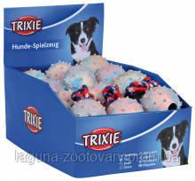 TX-3454 Набор мячей на канате (резина) 6см/30см (уп-24шт) для собак, фото 2