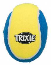 """TX-34786 Игрушка мяч для регби """"Tennis"""" (полиэстер) 12см для собак, фото 2"""