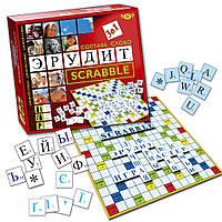 """Игра Настольная """"Эрудит. Scrabble. Составь Слово 3в1"""" ТМ Мастер"""