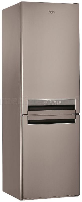 Двухкамерный холодильник Whirlpool BSNF8783OX