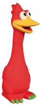 TX-35182 Игрушка Птица с длинной шеей (латекс) 20см, фото 2