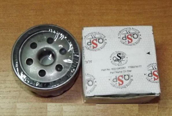 Масляный фильтр QSP 6001543357 для Alfa, Dacia, Renault, Suzuki, Nissan, Opel
