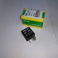 Реле вентилятора, кондиціонера, ближн. світла, ПТФ 4 конт. DW Ланос 94580684
