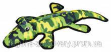 """TX-36196 Крокодил """"Strong"""" прочная игрушка для собак (полиэстер) 48см, фото 2"""