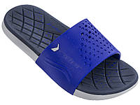 Детские тапочки Rider Infinity Slide Kids Grey/Blue 11304-23816