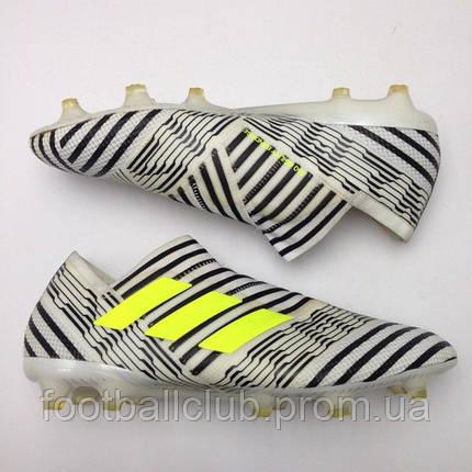 Adidas NEMEZIZ 17+ 360 AGILITY FG, фото 2